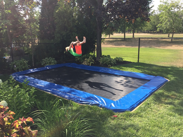 Tips for Installing Your In Ground Trampoline