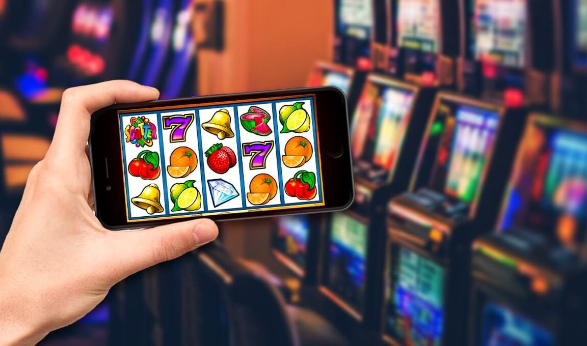 Slot Online- Bring The Machine Video Games Fun At Your Home | Warp2 Games